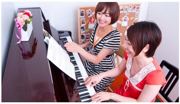 東京のピアノ教室